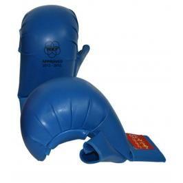 Hayashi karate chrániče WKF - Tsuki - modrá modrá M