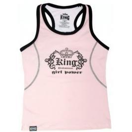 Dámský top King - růžová růžová S