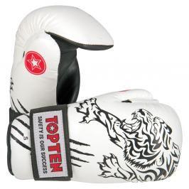Otevřené rukavice Top Ten Individuals 2012 - bílá bílá L