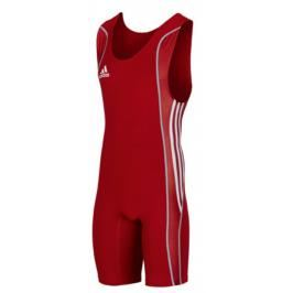 W8 WRESTLER suit MEN - red červená XL
