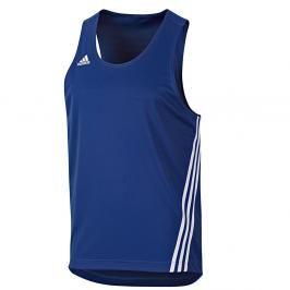 Boxerské tílko adidas - modrá modrá XL