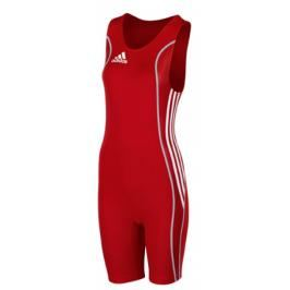 W8 WRESTLER - dámský dres na zápas - 293250 červená M