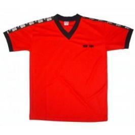 Tréninkové triko Top Ten Winner - červená červená L