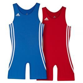 Set dvou dětských wrestlerských dresů modrá sada velikost - 116