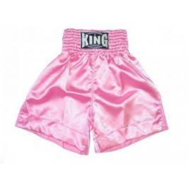 K-1 - trenky King plain - růžová růžová XL