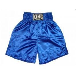K-1 - trenky King plain - modrá modrá XXL