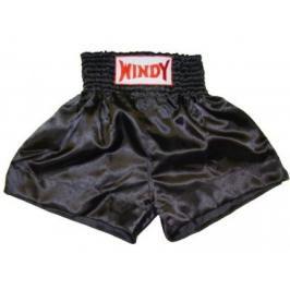 Thai trenky Windy Plain černá XL