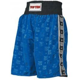 Boxerské trenky Top Ten - modrá modrá S