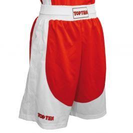 Boxerské trenky Top Ten AIBA - červená červená XL