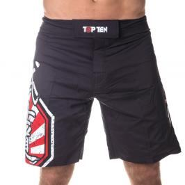 Top Ten MMA trenky Sunrise - černá černá S