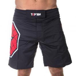 Top Ten MMA trenky Octagon černá S