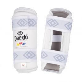 Chránič předloktí Daedo bílá S