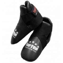 Chránič nohou TOP TEN Superfight 3000 - černá černá M/L