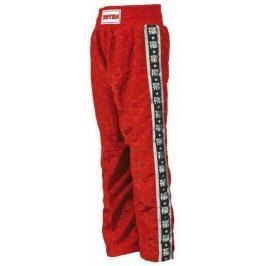 Kalhoty Top Ten Winner - červená červená 180
