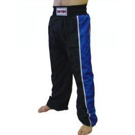 Kalhoty Top Ten - černá/modrá černá 180