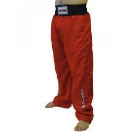 Kalhoty Top Ten - červená červená 160