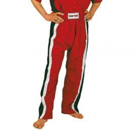Kalhoty Top Ten Mesh - červená červená 180