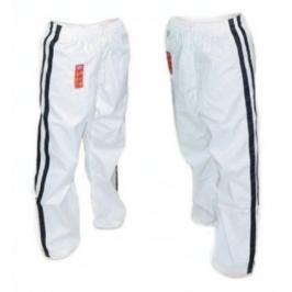 Bavlněné kalhoty Hayashi - bílá bílá 160