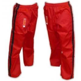 Bavlněné kalhoty Hayashi - červená červená 160