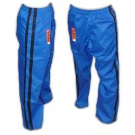 Bavlněné kalhoty Hayashi - modrá modrá 160
