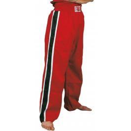 Kalhoty Top Ten Superfighter červená 190