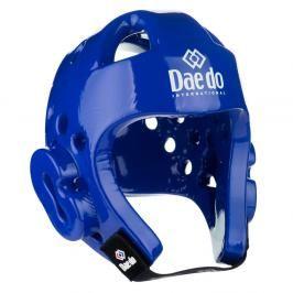 Přilba Daedo WTF - modrá modrá L