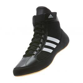Zápasnická obuv adidas HVC - černá černá 12,5