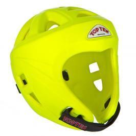 Přilba Top Ten Avantgarde - neon. žlutá neon. žlutá S