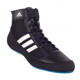 Dětská zápasnická obuv adidas HVC - černá černá 11