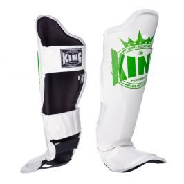 Chrániče holení King Color Series - bílá/zelená bílá XL
