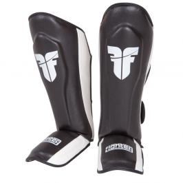 Chrániče holení Fighter Thai - černá/bílá černá S