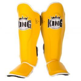 Chrániče holení King - žlutá žlutá XL