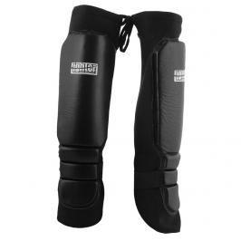 Chrániče holení Fighter MMA - černá černá S/M