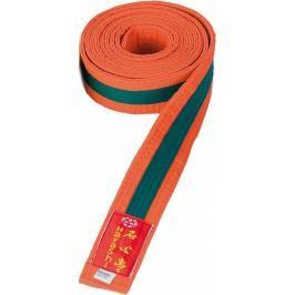 Pásek Hayashi - oranžová/zelená oranžová 320