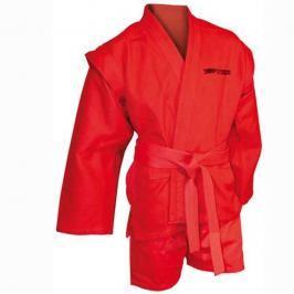 Uniforma - kimono SAMBO Top Ten - červená červená 160