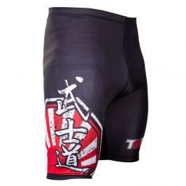 Top Ten MMA kompresní šortky SUNRISE černá S