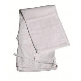 Judo kalhoty adidas s IJF logem bílá 160