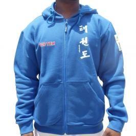 Mikina Top Ten ITF - modrá modrá XL