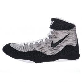Boty Nike Inflict Wrestling - šedá/černá šedá 8