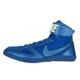 Boty Nike Takedown - modrá/neon modrá 11