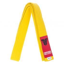 Pásek Fighter - žlutá žlutá 180