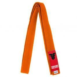 Pásek Fighter - oranžová oranžová 180