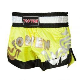 Thai trenky TOP TEN - neon. žlutá neon. žlutá XL