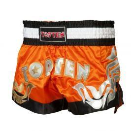 Thai trenky Top Ten - neon. oranžová neon. oranžová L