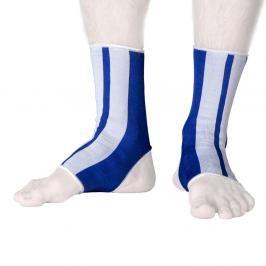 Bandáž kotníků Fighter - modrá/bílá modrá XL