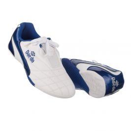 Budo Boty Daedo KICK - bílá/modrá bílá 39