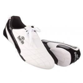 Budo Boty Daedo KICK - bílá/černá bílá 46