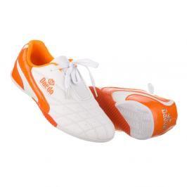 Budo Boty Daedo KICK - bílá/oranžová bílá 39