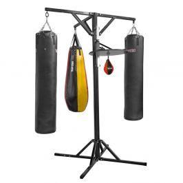 Boxerská tréninková stanice černá Stanice