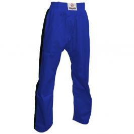Bavlněné Kalhoty Hayashi - modrá/černá modrá XXXS